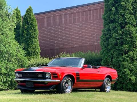 1970 Ford Mustang for sale at Classic Auto Haus in Geneva IL