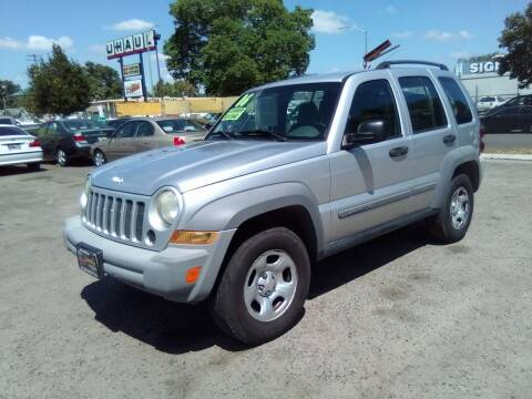 2006 Jeep Liberty for sale at Larry's Auto Sales Inc. in Fresno CA