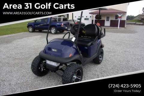 2021 Club Car Villager 4 Passenger, Gas for sale at Area 31 Golf Carts - Gas 4 Passenger in Acme PA