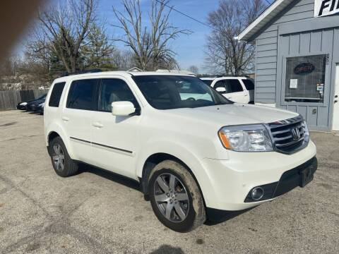 2012 Honda Pilot for sale at Stiener Automotive Group in Galloway OH