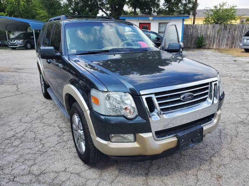 2009 Ford Explorer for sale at Tony's Auto Plex in San Antonio TX