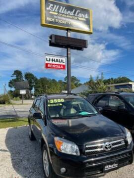2007 Toyota RAV4 for sale at L & H Used Cars of Wilmington in Wilmington NC