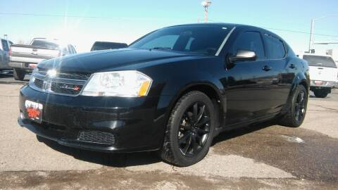 2013 Dodge Avenger for sale at Motor City Idaho in Pocatello ID