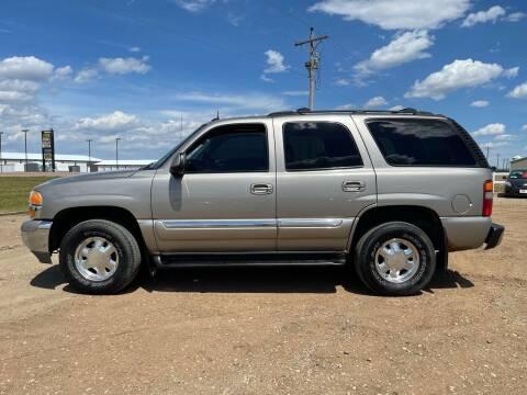 2003 GMC Yukon for sale at TnT Auto Plex in Platte SD