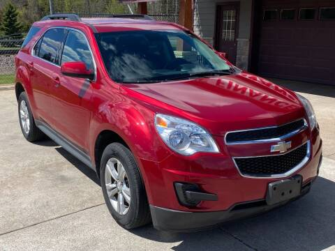 2013 Chevrolet Equinox for sale at Affordable Auto Sales in Cambridge MN