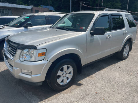 2010 Ford Explorer for sale at Turner's Inc - Main Avenue Lot in Weston WV
