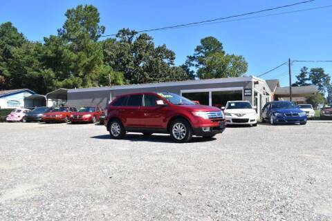 2007 Ford Edge for sale at Barrett Auto Sales in North Augusta SC