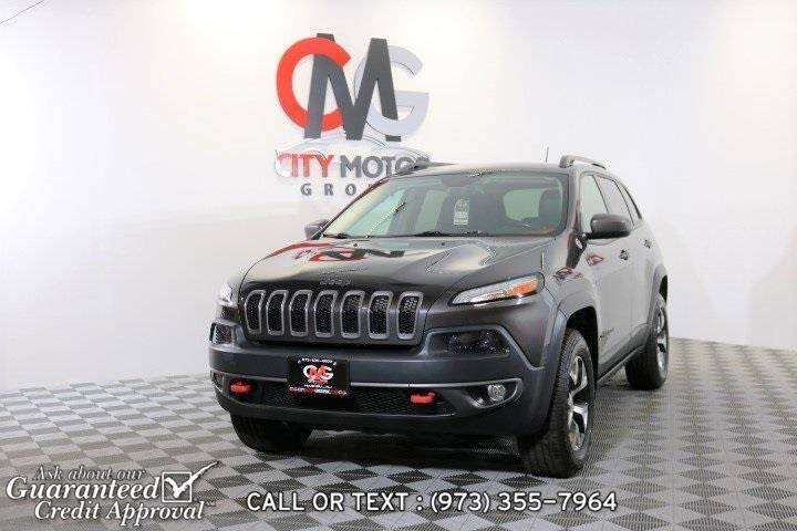 2015 Jeep Cherokee for sale at City Motor Group, Inc. in Wanaque NJ