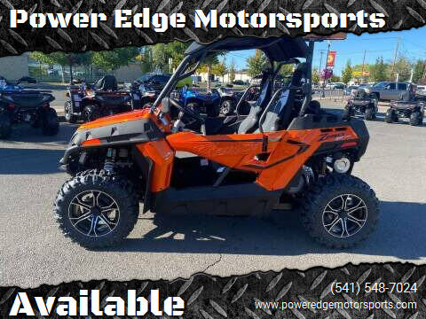 2021 CF Moto ZFOrce 800 Trail for sale at Power Edge Motorsports in Redmond OR