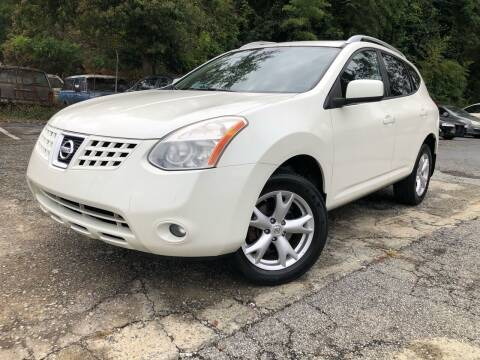 2008 Nissan Rogue for sale at Atlas Auto Sales in Smyrna GA