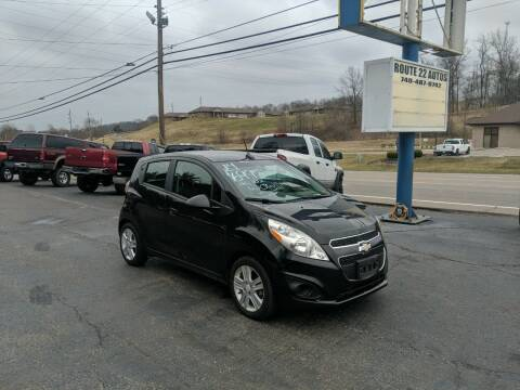 2014 Chevrolet Spark for sale at Route 22 Autos in Zanesville OH