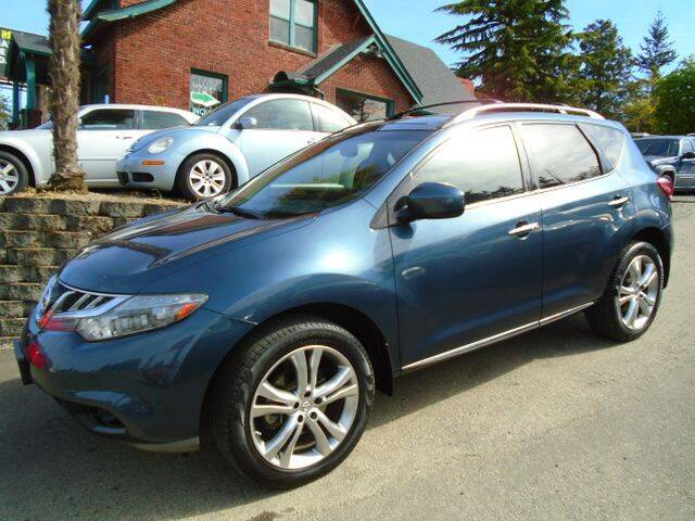 2011 Nissan Murano for sale at Carsmart in Seattle WA