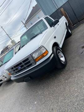 1994 Ford F-150 for sale at Bob Luongo's Auto Sales in Fall River MA