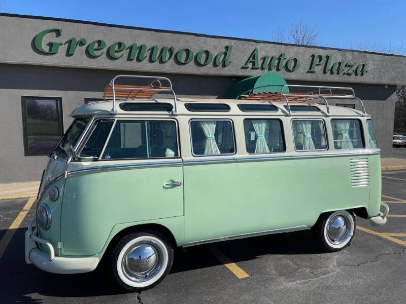 1974 Volkswagen 23 WINDOW BUS for sale at Greenwood Auto Plaza in Greenwood MO