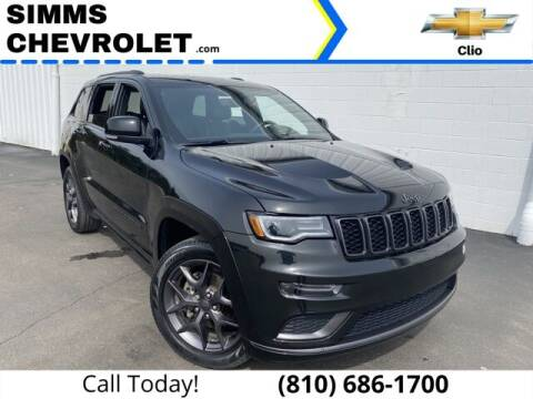 2020 Jeep Grand Cherokee for sale at Aaron Adams @ Simms Chevrolet in Clio MI