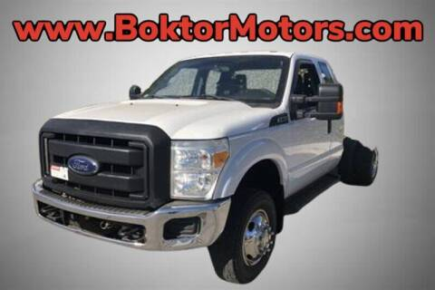 2015 Ford F-350 Super Duty for sale at Boktor Motors in North Hollywood CA