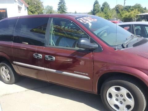 2001 Dodge Grand Caravan for sale at Direct Auto Sales+ in Spokane Valley WA