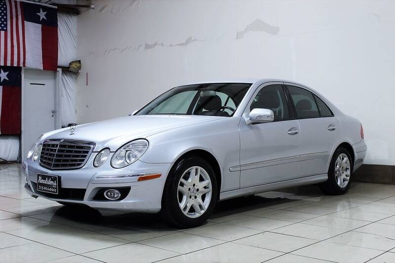 2007 Mercedes-Benz E-Class for sale at ROADSTERS AUTO in Houston TX