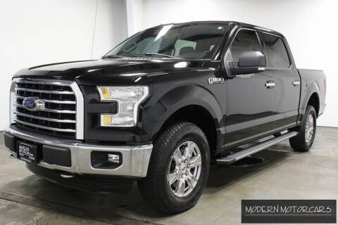 2016 Ford F-150 for sale at Modern Motorcars in Nixa MO