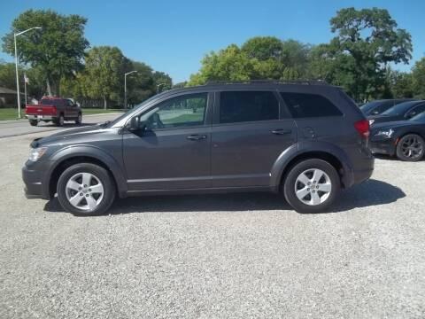 2014 Dodge Journey for sale at BRETT SPAULDING SALES in Onawa IA