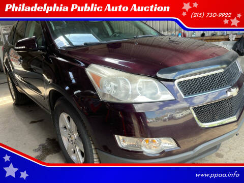 2010 Chevrolet Traverse for sale at Philadelphia Public Auto Auction in Philadelphia PA