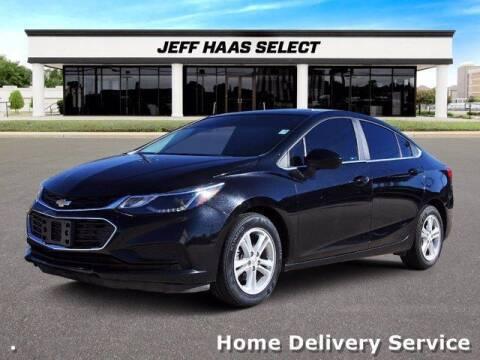 2017 Chevrolet Cruze for sale at JEFF HAAS MAZDA in Houston TX