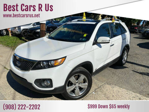 2013 Kia Sorento for sale at Best Cars R Us in Plainfield NJ