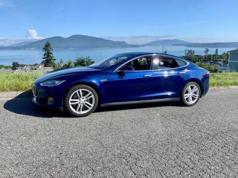 2015 Tesla Model S 70 D for sale at Drager's International Classic Sales in Burlington WA