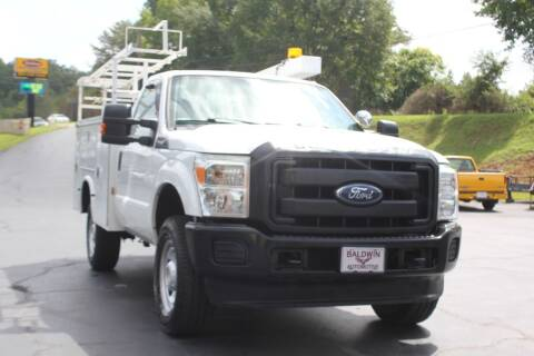 2013 Ford F-350 Super Duty for sale at Baldwin Automotive LLC in Greenville SC