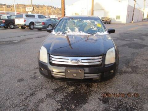 2008 Ford Fusion for sale at Auto Acres in Billings MT