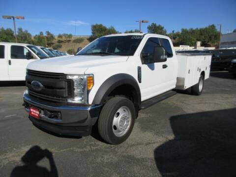 2017 Ford F-450 Super Duty for sale at Norco Truck Center in Norco CA