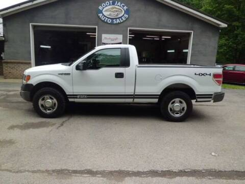 2014 Ford F-150 for sale at Boot Jack Auto Sales in Ridgway PA