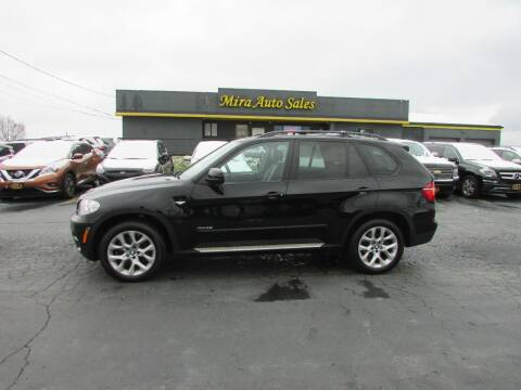 2012 BMW X5 for sale at MIRA AUTO SALES in Cincinnati OH