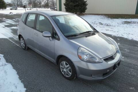2008 Honda Fit for sale at WESTERN RESERVE AUTO SALES in Beloit OH