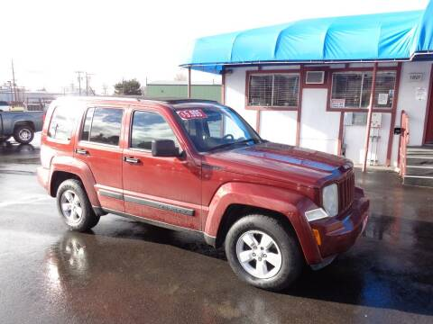 2009 Jeep Liberty for sale at Jim's Cars by Priced-Rite Auto Sales in Missoula MT