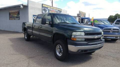 2002 Chevrolet Silverado 2500HD for sale at Advantage Motorsports Plus in Phoenix AZ