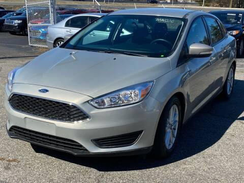 2016 Ford Focus for sale at MAGIC AUTO SALES in Little Ferry NJ