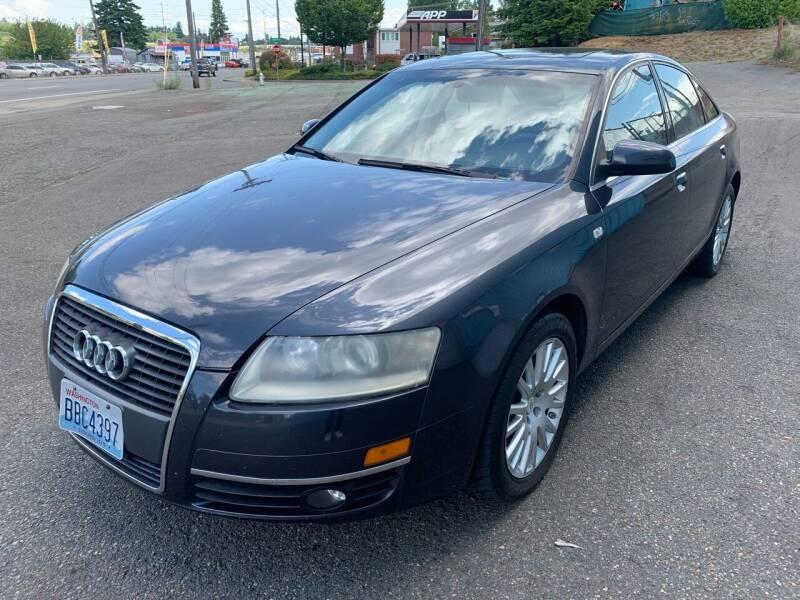2006 Audi A6 for sale at South Tacoma Motors Inc in Tacoma WA