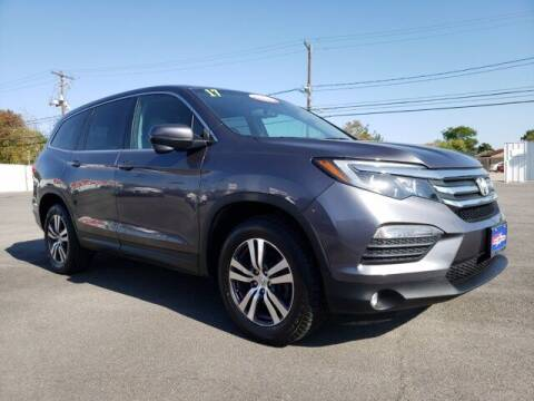2017 Honda Pilot for sale at All Star Mitsubishi in Corpus Christi TX