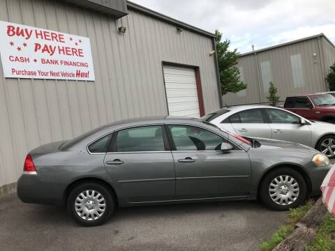 2006 Chevrolet Impala for sale at Mitchell Motor Company in Madison TN