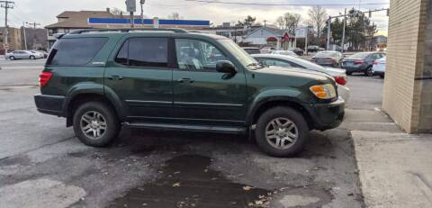 2004 Toyota Sequoia for sale at Boston Auto World in Quincy MA