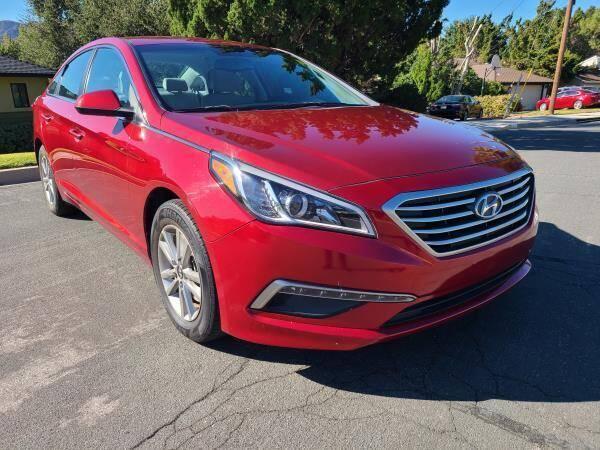 2016 Hyundai Sonata for sale at CAR CITY SALES in La Crescenta CA