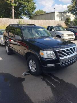 2008 Ford Explorer for sale at Credit Cars LLC in Lawrenceville GA