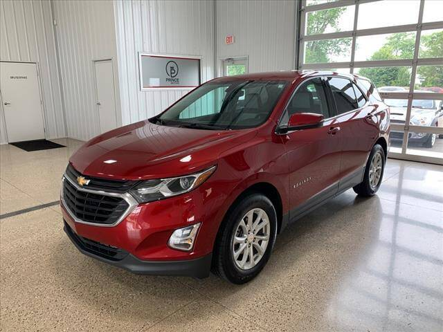 2018 Chevrolet Equinox for sale at PRINCE MOTORS in Hudsonville MI