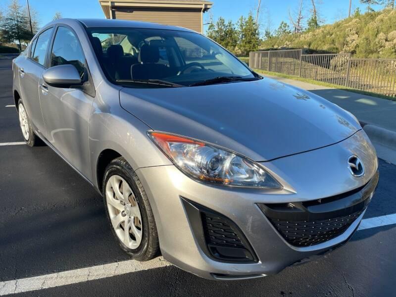 2011 Mazda MAZDA3 for sale at LA 12 Motors in Durham NC