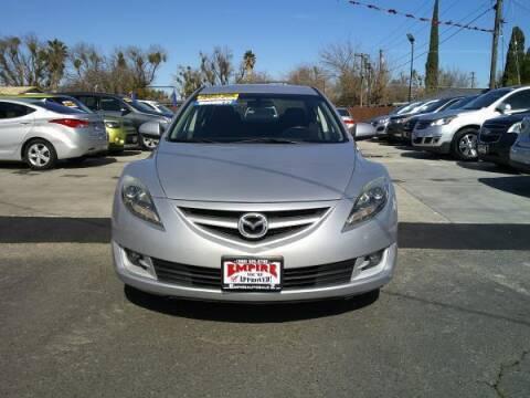 2012 Mazda MAZDA6 for sale at Empire Auto Sales in Modesto CA