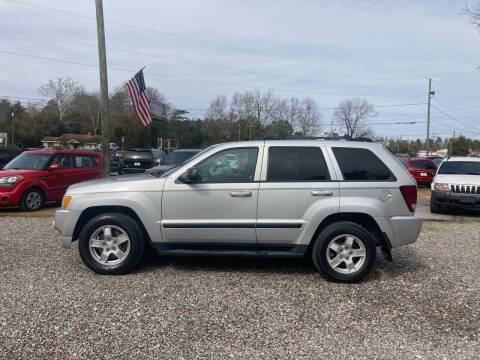 2007 Jeep Grand Cherokee for sale at Joye & Company INC, in Augusta GA