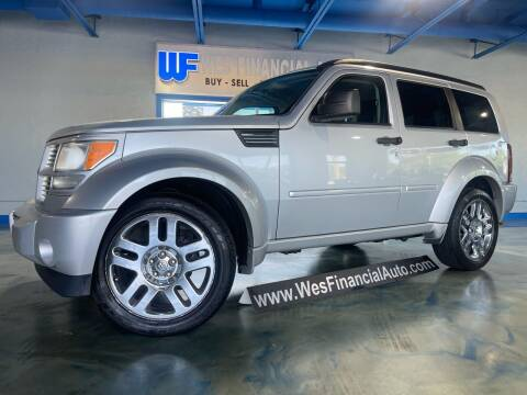 2011 Dodge Nitro for sale at Wes Financial Auto in Dearborn Heights MI