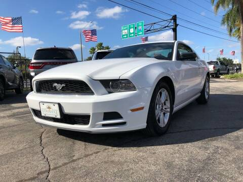 2014 Ford Mustang for sale at Gtr Motors in Fort Lauderdale FL