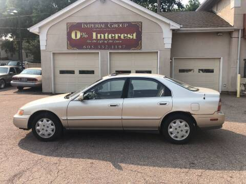 1995 Honda Accord for sale at Imperial Group in Sioux Falls SD